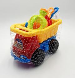 Set Summer Beach Plastic Toys Kids Toy Set Beach Track