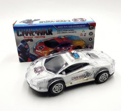 Police Car with Lights and Sirens, Operated Great Gift Idea, Party Favor for Kids