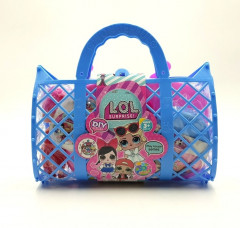 Character Bag Playset Toy Set (LOL)
