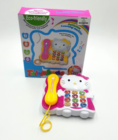Kitty Telephone whit music  Toy