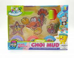 Creative Choi Mud Animal Series