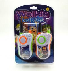 2 Pcs Portable Two Way Radio Set For Kids