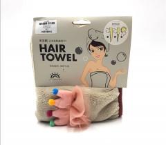 Dry hair cap dry hair cap female absorbent quick-drying shower cap headscarf