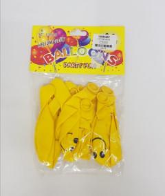 12 Pcs Pack Helium Quality Balloons