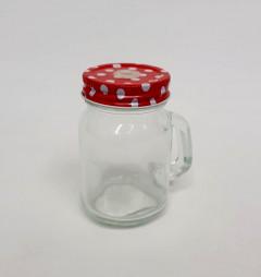Manson Jar Sublimation Drink Mug