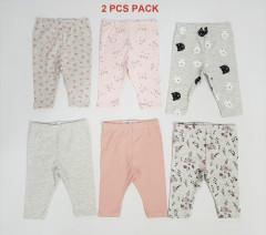 2 Pcs Girls Pants