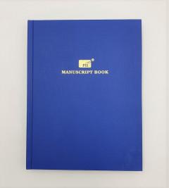 Psi Manuscript Book