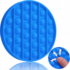 Fidget-type anti-stress sensory toy