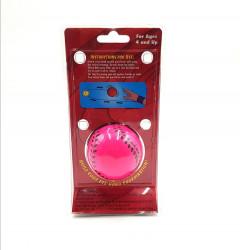 High Bounce Ball Foam Rubber 60mm Yoyo Wrist Return Ball For Adult and Kids