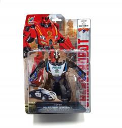 Robot Transformer Police Toy