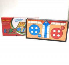 Magnetic Ludo Board Brain Game