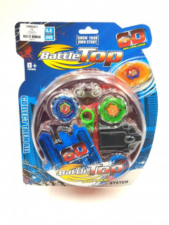 Metal Battle Tops Beyblade Set With Stadium For Kids