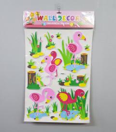 Educational Wall Chart- Embossed Plastic Chart