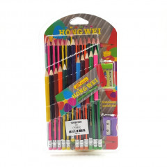 4 in 1 Stationery Pencil Set