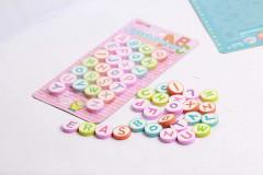 Smooth Alphabet Eraser