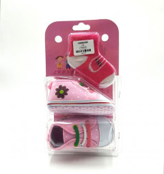 Baby girls shoes and Socks set