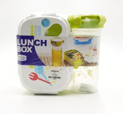 Water Bottle and Lunch Box Set for Kids