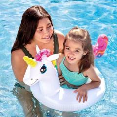 Intex Inflatable Swim Pool Ring For Kids