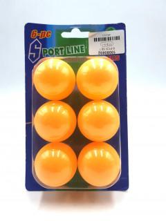 6 Pcs Kit Table Tennis Balls (Ping Pong)