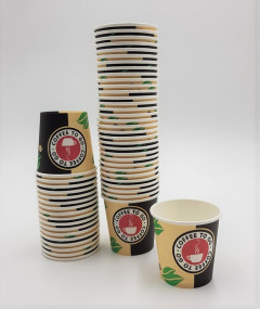 50 Pcs Party Cups For Hot Drinks