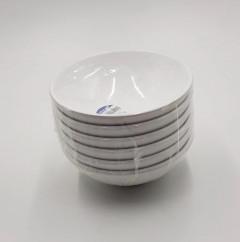 6 Pcs Melamine Bowl Set