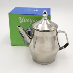 drip coffee tea pot stainless kettle