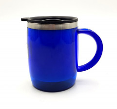 Stainless Steel Travel Mug, Coffee Mug & Milk Mug With Lid