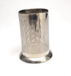 Stainless Steel Kitchen Utensil Holder - Silverware Cutlery