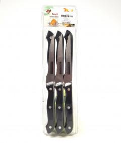 6 Pcs Kitchen Knife Set