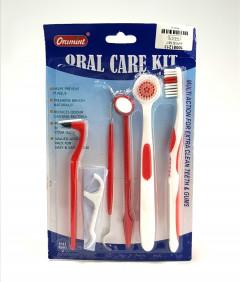 6 Pcs Oral Care Kit