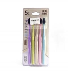 5 Pcs Set Toothbrush