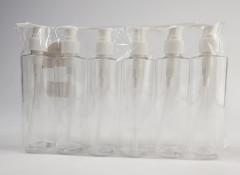 6 Pcs Set Pump Bottle
