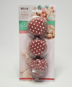 Disposable Paper Liners for Mini Cupcake