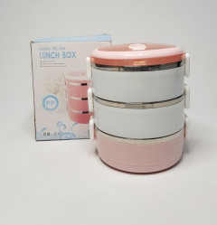 STAINLESS STEEL WARE LUNCH BOX