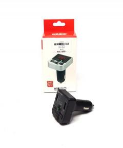 USB X2 CAR MODULATOR & CHARGER