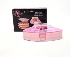 Fashion Makeup Kit Eyeshadow,Blusher,Powder Cake,Lip Color