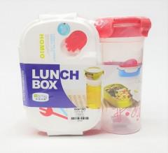 2 Pcs Lunch Box Set