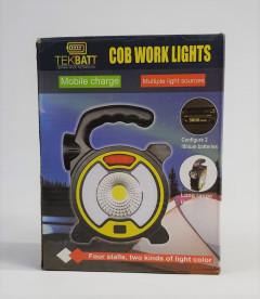 COB WORK LIGHT RECHARGEABLE