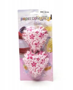 100 Pcs Pack Paper Cake Cups