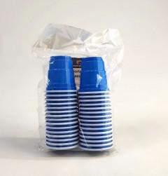 30 Shot Plastic Glasses