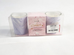 2Pcs Pack Luxury Candle
