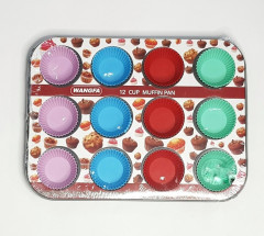 Molds Stainless Steel Cake & Muffin Pan
