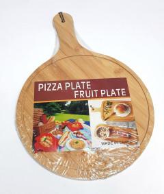 Wooden Pizza Platter