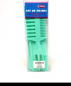 8 Pcs Set Professional Comb Set