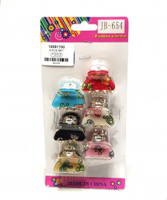 6 Pcs mini Hair Clips Set