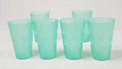 6 Pcs Plastic Glass Pack