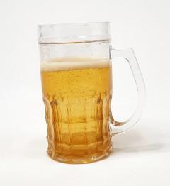 Fake Beer Plastic Beer Mug
