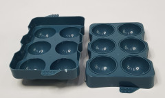 Silicone Ice Cube Mold Round Ice Ball Maker Round Ice Cube