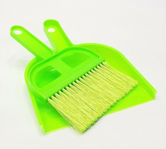 Broom and dust pan Set, Dust Brush and Dust pan Small Set, Hand Brush, Hand Broom, Broom and Dustpan Small Set