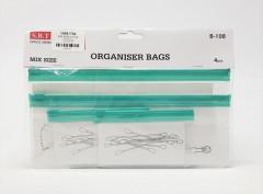4 Pcs Organiser Bags